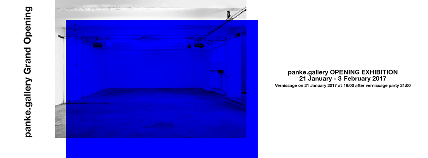 panke.gallery grand opening