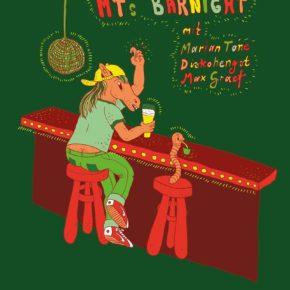 MT's Barnight w/ Diskohengst, Max Graef & Marian Tone