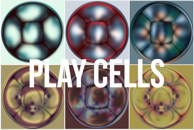 PLAY CELLS — router.gallery