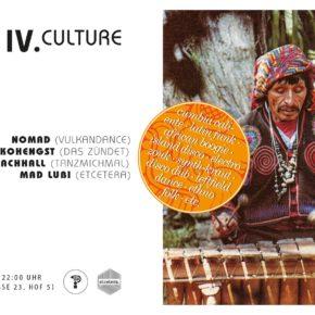 Eclectic Culture IV