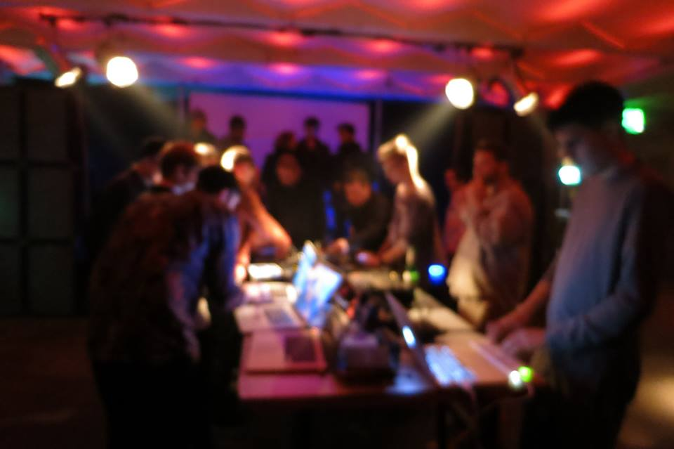 Ableton User Group Berlin @panke