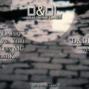 DU & DEINE LINES #010 // 18.03. Berlin