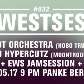 EastWestSession #032 w/ Robot Orchestra
