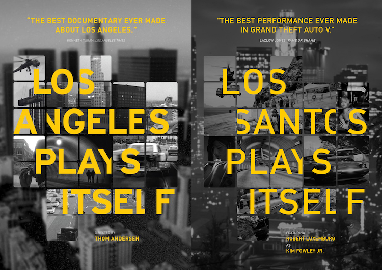 Los Santos Plays Itself. Performance by Sebastian Lütgert PART 1