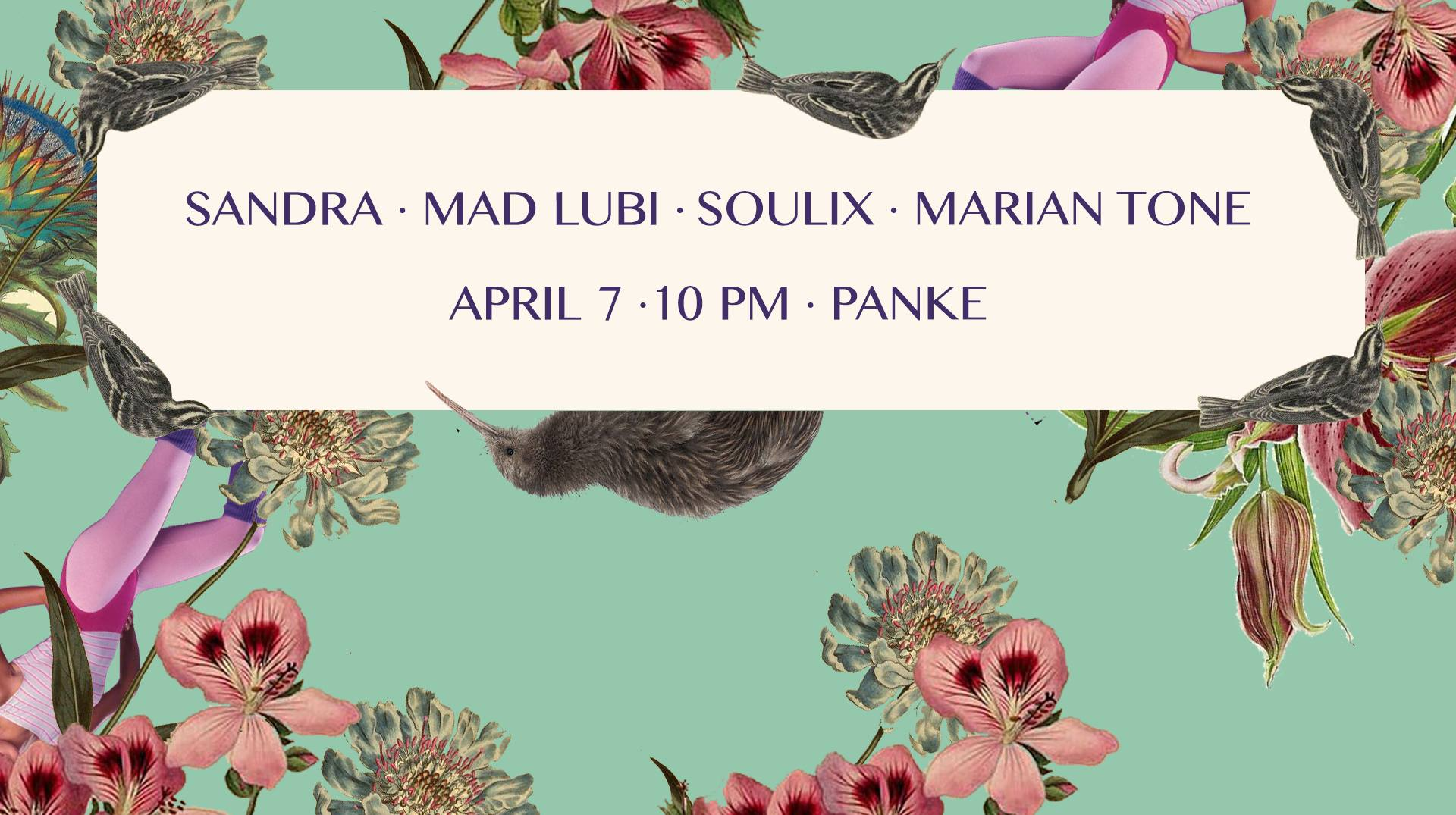 MT's Bar Night with Sandra, Mad Lubi, Soulix & Marian Tone