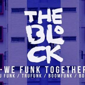 The BLOCK / Zaunkönig Live, TwoSmokingFellaz - Sidefunk BCN