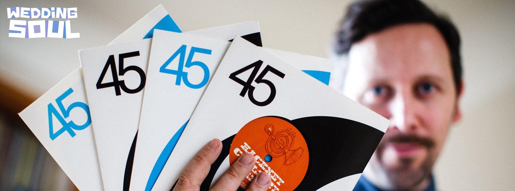 Wedding Soul 63: Wah Wah 45 Special w/ Dom Servini