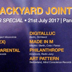 Backyard Joints - Summer Special