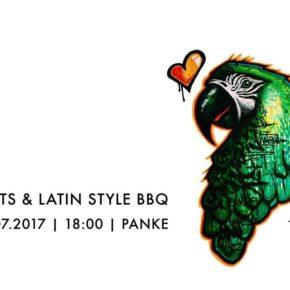 Púchica: BEATS & LATIN STYLE BBQ