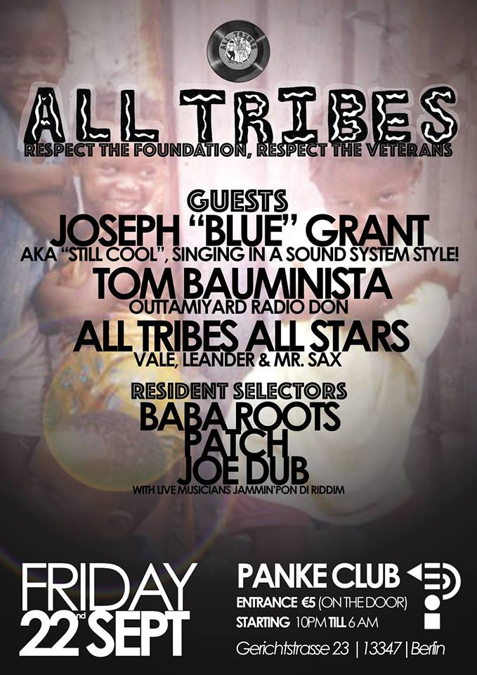 All Tribes 003 w/ Joseph Grant and Tom Bauminista