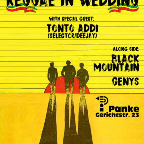 Reggae In Wedding