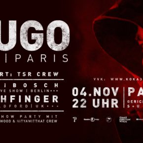 Hugo TSR / TSR CREW - Hashfinger Aftershow