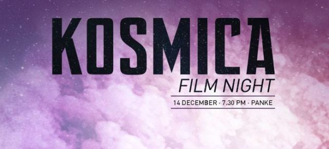 Scope Sessions #70 - Kosmica Film Night