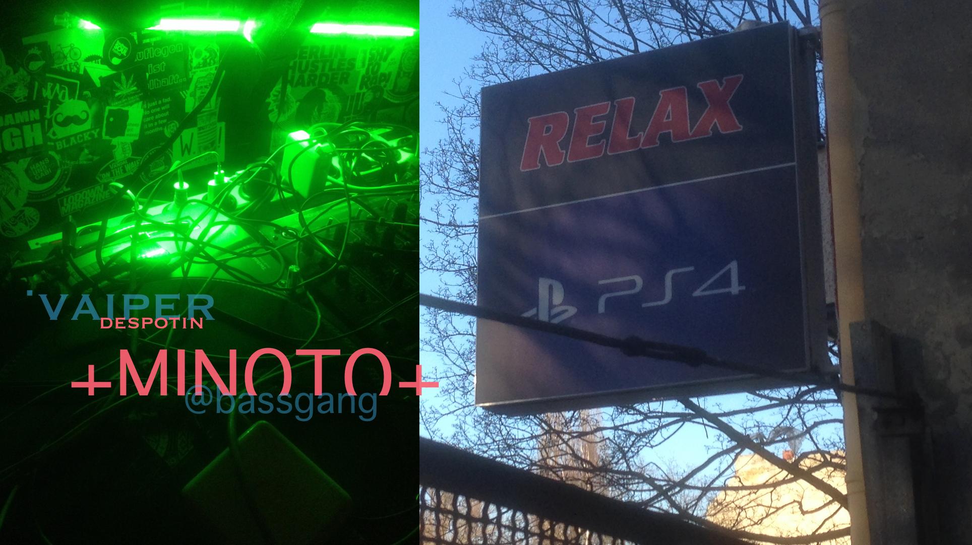 PS+ Gaming Dj Night – XMAS Edition