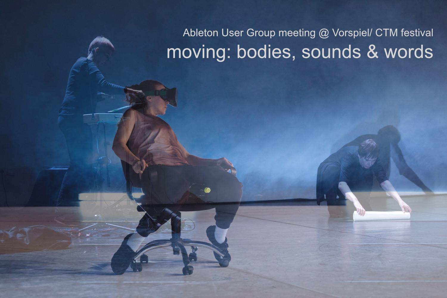 AUGB – moving: bodies, sounds & words