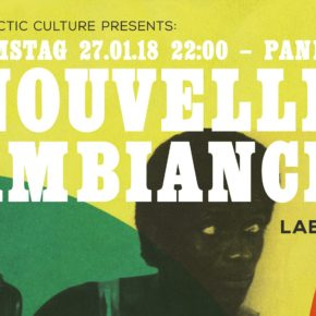 Eclectic Culture presents Nouvelle Ambiance labelnight