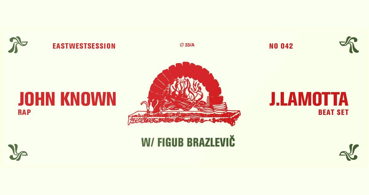 EWS #042 w/ John Known & Figub Brazlevic & J.Lamotta すずめ