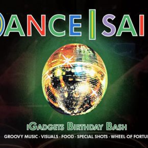 Dance I said // Party & Gadgets B'day Bash