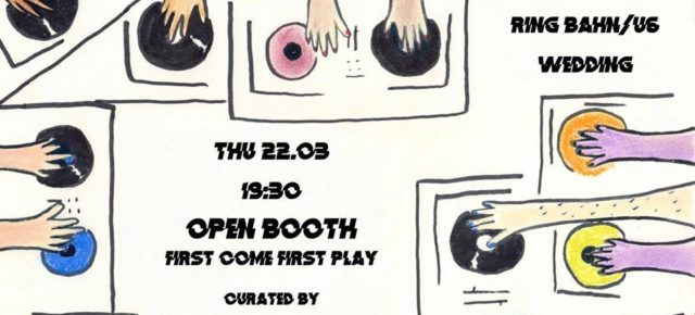 OPEN Booth