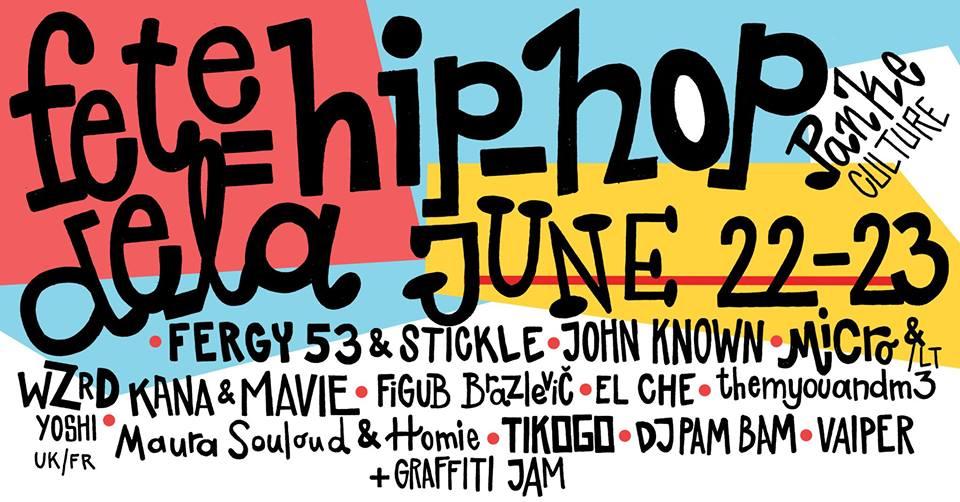 Fete de la hip hop VI