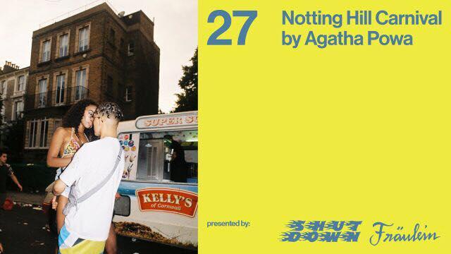 27: Notting Hill Carni by Agatha Powa w/ Abondance Matanda