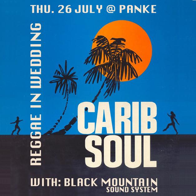 Reggae in Wedding: Carib Soul