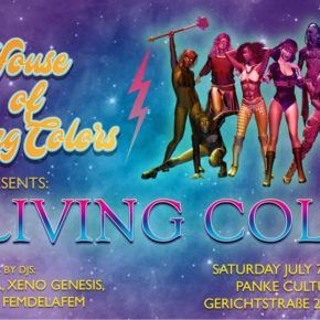 House of Living Colors Presents: In Living Color
