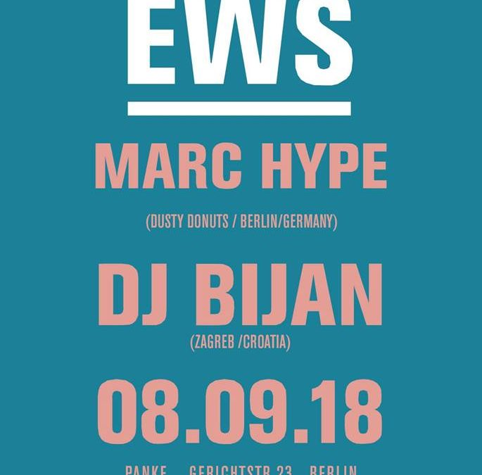 EWS #46 w/ DJ Marc Hype, DJ Bijan & 7-To-Smoke Bboy/Bgirl Battle
