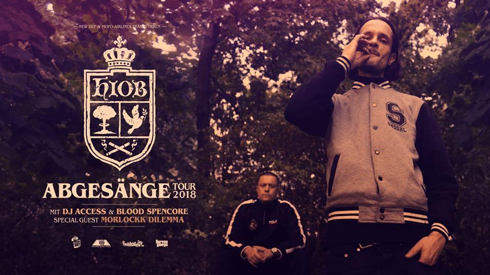 Hiob • Abgesänge Releaseparty • Berlin w/ Morlockk Dilemma