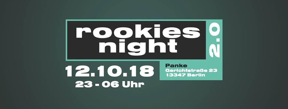 Rookies Night