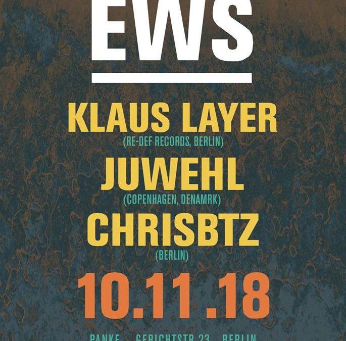 EWS #48 w/ Klaus Layer, ChrisBTZ, JuWehl & Der Buttler