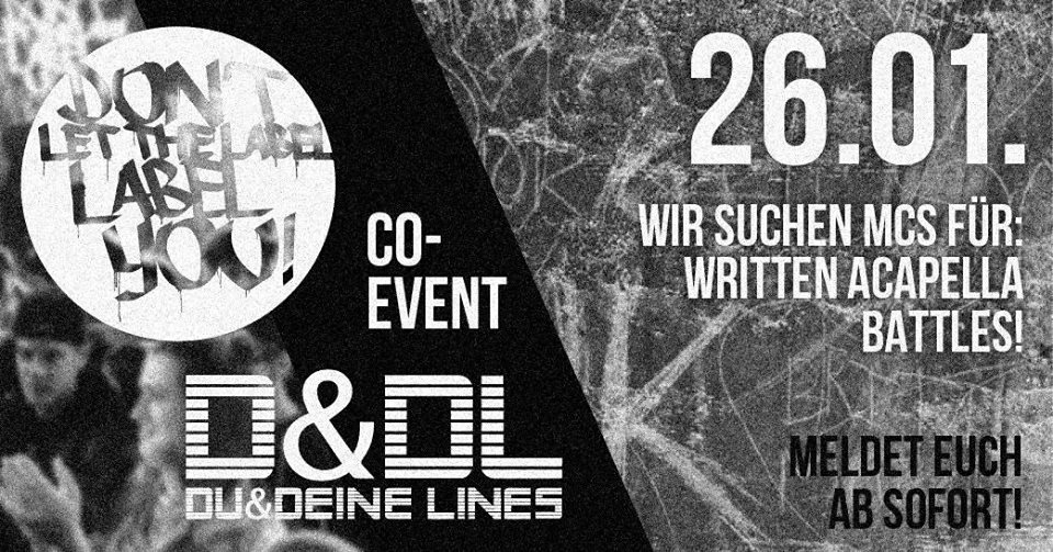 Dltlly + D&DL CoEvent 4 // Panke, Berlin //