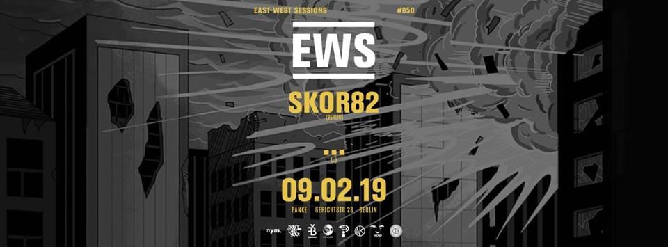 EWS #050 w/ Skor82, Undagawds, On-Beat Freestyle Battle
