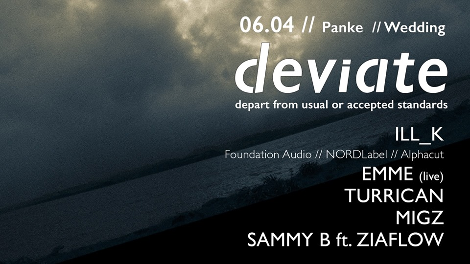 deviate 5.0 with ILL_K, Emme & more