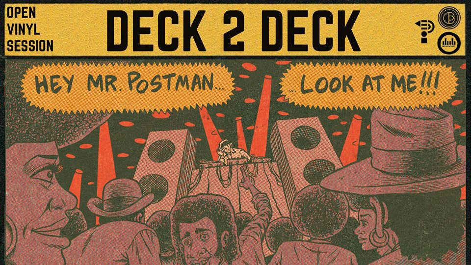 Deck 2 Deck // All Night Long!