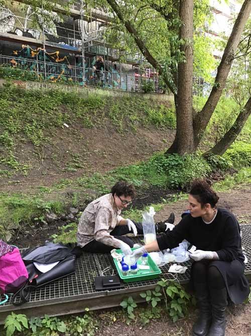 Panke Life. Microbiodiversity Workshop   DIY Hack the Panke