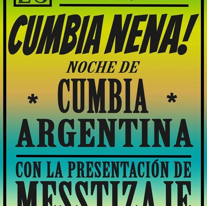 Fiesta de Cumbia Argentina / Argentinian Cumbia Party