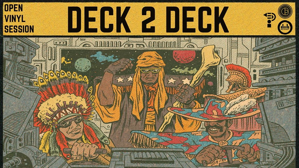 Deck 2 Deck // All Night Long!