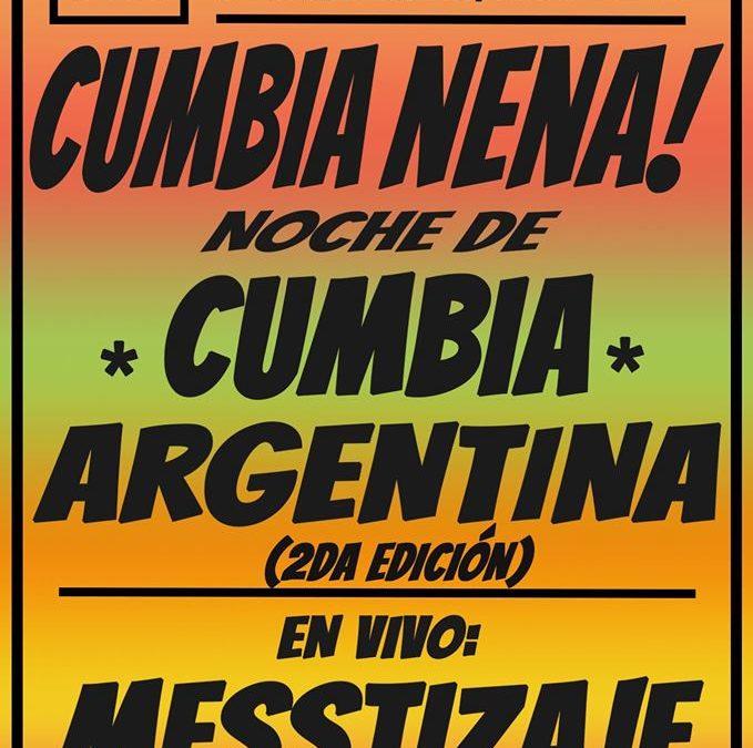 Cumbia Nena! – Segunda edición