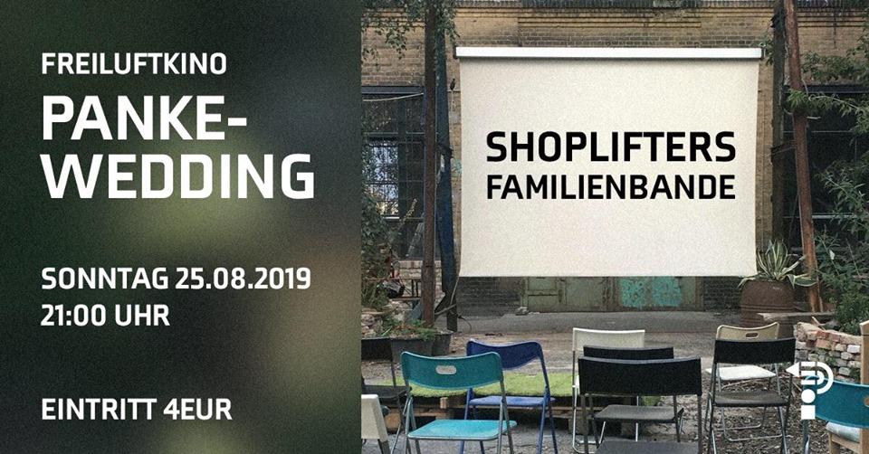 Shoplifters Familienbande – Freiluftkino