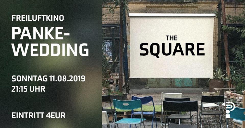 The Square – Freiluftkino