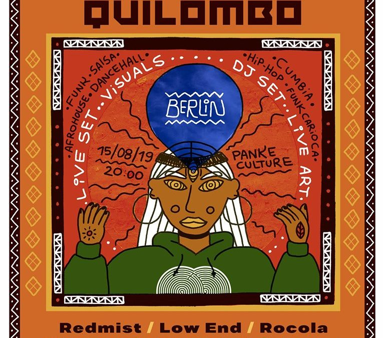 Laberinto Stereo X Quilombo Berlín