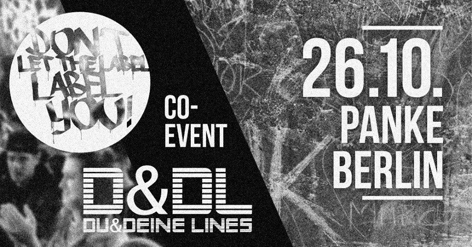 Dltlly+D&DL // CoEvent#5 Berlin //