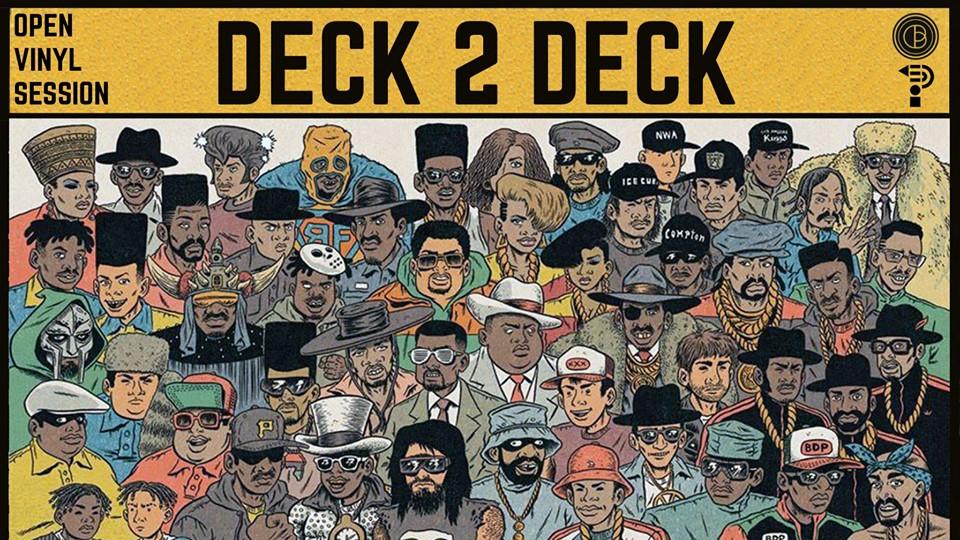 Deck 2 Deck \\ 1 Year Anniversary