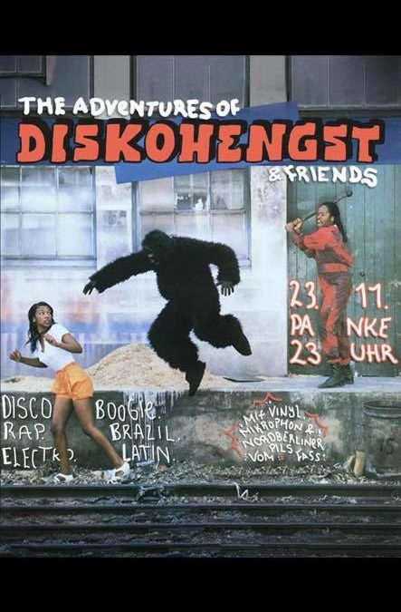 The Adventures of Diskohengst & Friends