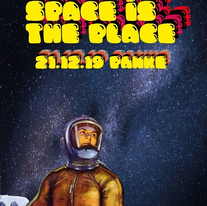 Canbemustbutnot edition: space is the place #2