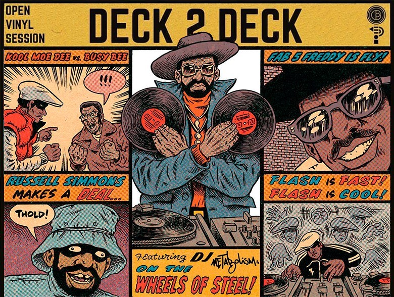 Deck 2 Deck // Hangover Session!