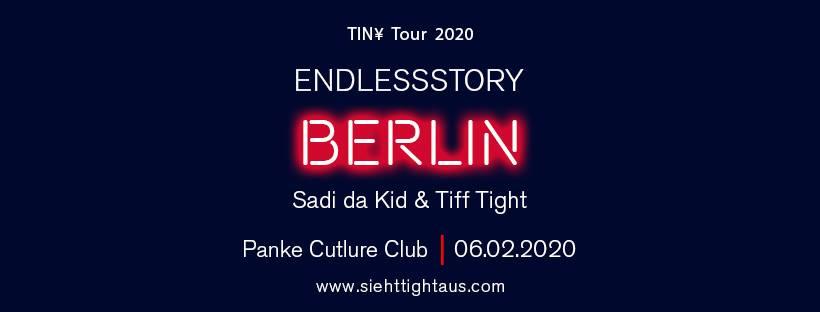 Hiphop Next Gen: Endlessstory & Tiff tight x Sadi da Kid