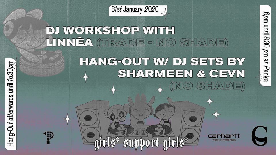 DJ Workshop with Linnéa