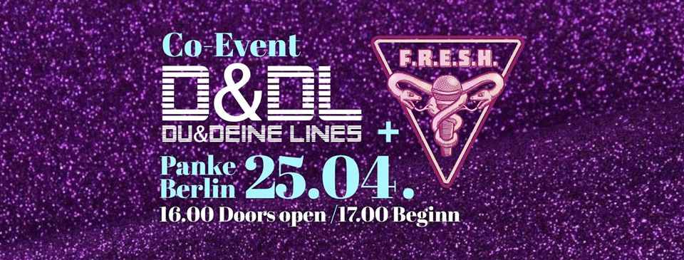 D&DL + FRESH // CoEvent